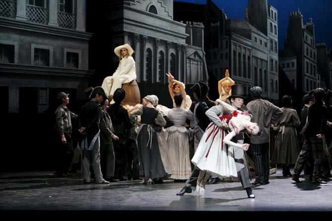 Les enfants du paradis - Critique sortie Danse Paris Palais Garnier