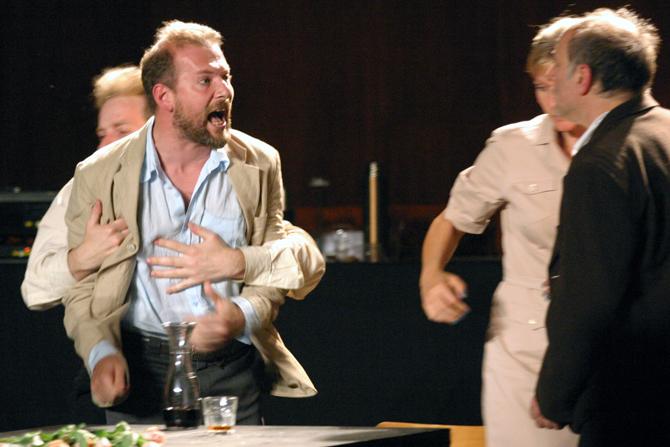 Oncle Vania - Critique sortie Théâtre Nogent-sur-Marne La Scène Watteau