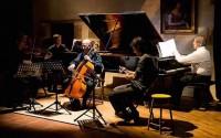 Le pianiste Cyril Huvé, âme d'un festival voué à la musique française. ©DR