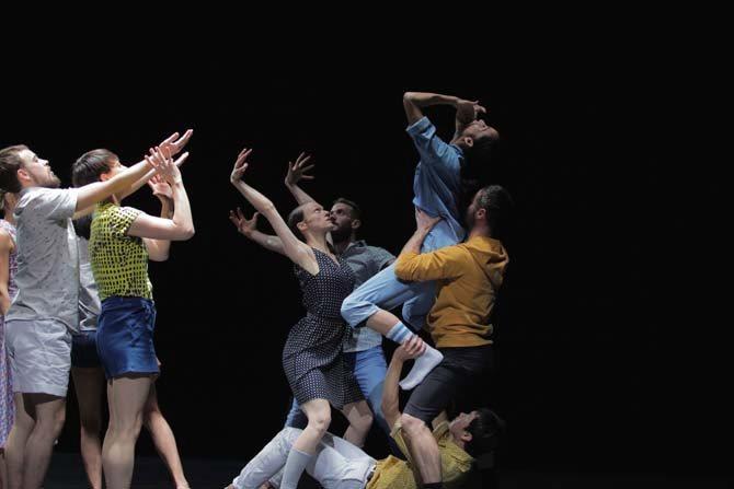 Tours d'Horizons - Critique sortie Danse Tours Centre Chorégraphique National de Tours