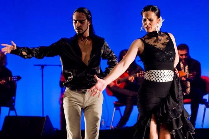 Al Andalus : danse et musiques flamencas au Théâtre des Variétés. © D.R.