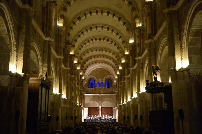 Rencontres Musicales de Vézelay - Critique sortie Classique / Opéra Vézelay Cité de la Voix