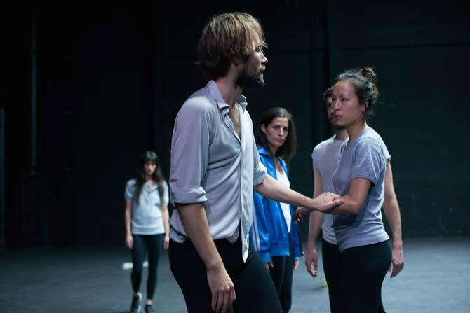 Golden Hours (As you like it) - Critique sortie Danse Paris Théâtre de la Ville