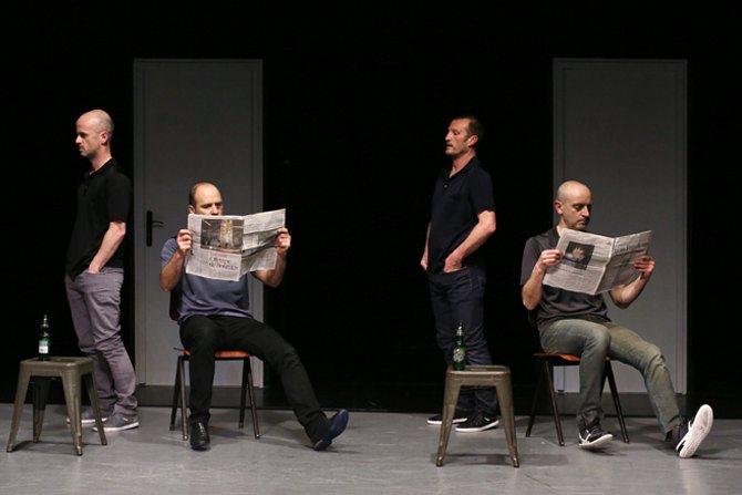 Incisions (triptyque) - Critique sortie Danse Paris Atelier de Paris
