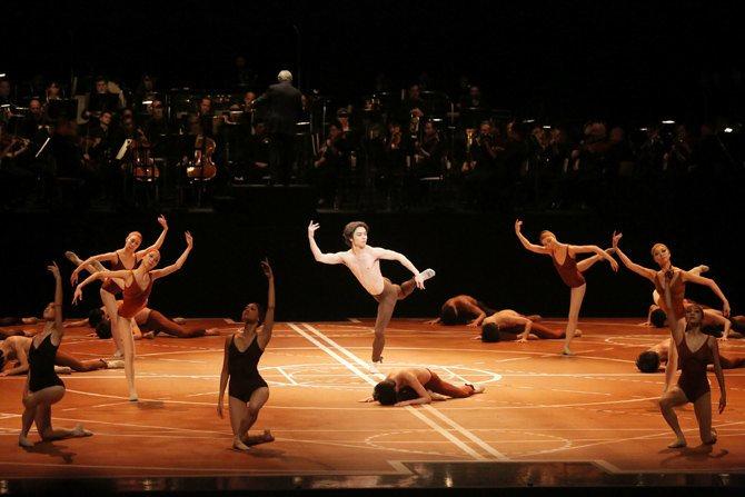 Monaco Dance Forum - Critique sortie Danse Monaco