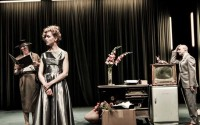 Le Mariage de Maria Braun mis en scène par Thomas Ostermeier. Arno Declair
