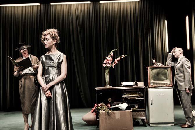 Le Mariage de Maria Braun - Critique sortie Théâtre Paris Théâtre du Châtelet