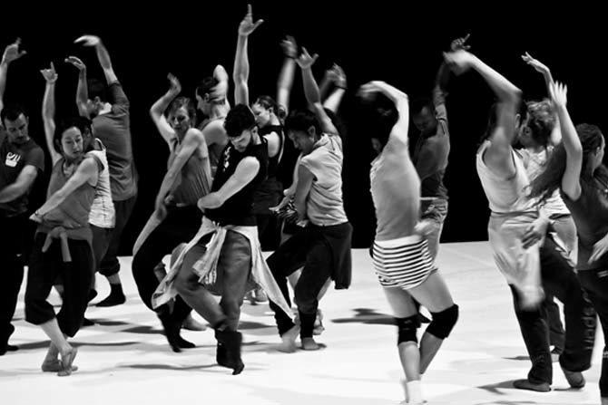 Montpellier Danse - Critique sortie Danse Montpellier