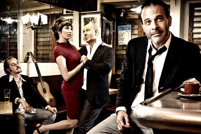 FESTIVAL RHIZOMES - Critique sortie Jazz / Musiques Bobigny Lieux divers