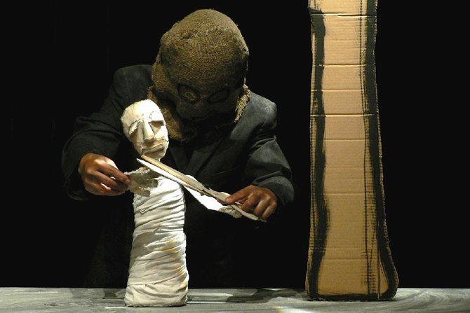 Pyka Pupett Estival - Critique sortie Théâtre Paris Théâtre de l'Atalante