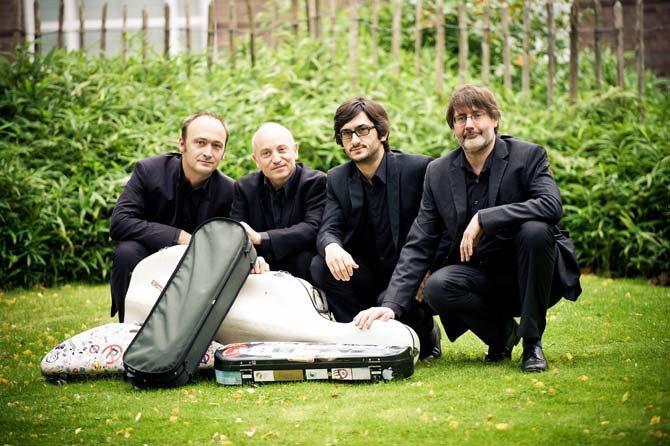 Quatuor Danel - Critique sortie Classique / Opéra Paris Maison de Radio-France