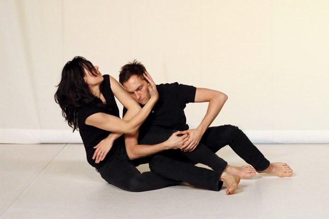 Rhythm relie temps et espace - Critique sortie Danse Paris Théâtre de l'Aquarium