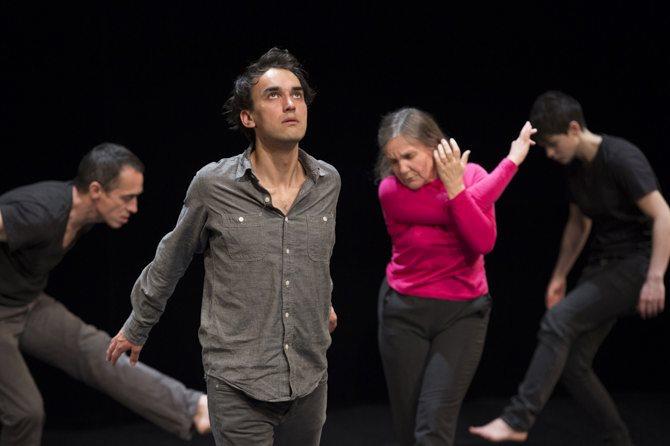 Vos jours et vos heures - Critique sortie Danse Paris Théâtre de l'Aquarium