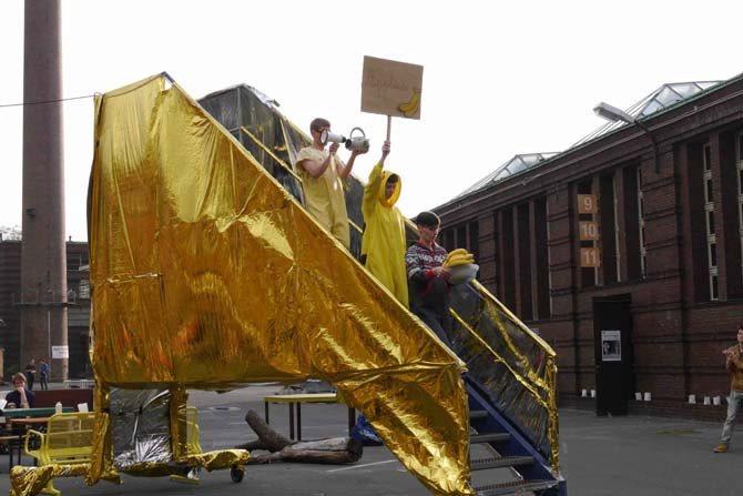 Camping - Critique sortie Danse Pantin Centre national de la danse