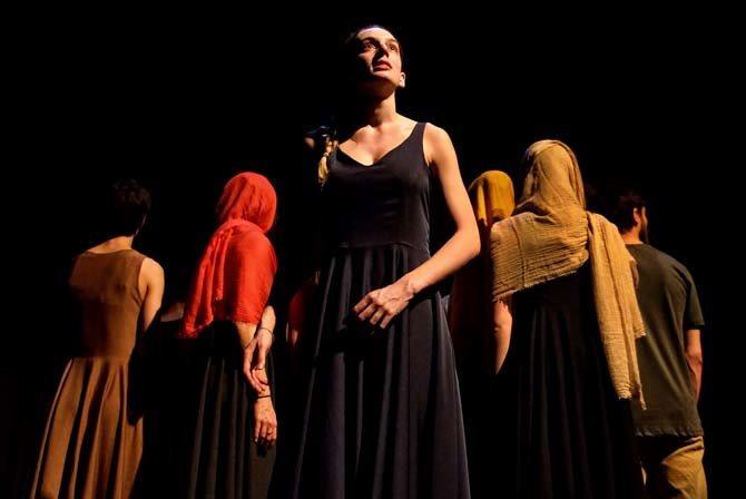 Festival des écoles - Critique sortie Théâtre Paris CARTOUCHERIE
