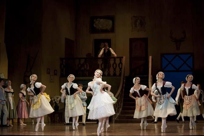 La Fille mal gardée - Critique sortie Danse Paris Palais Garnier
