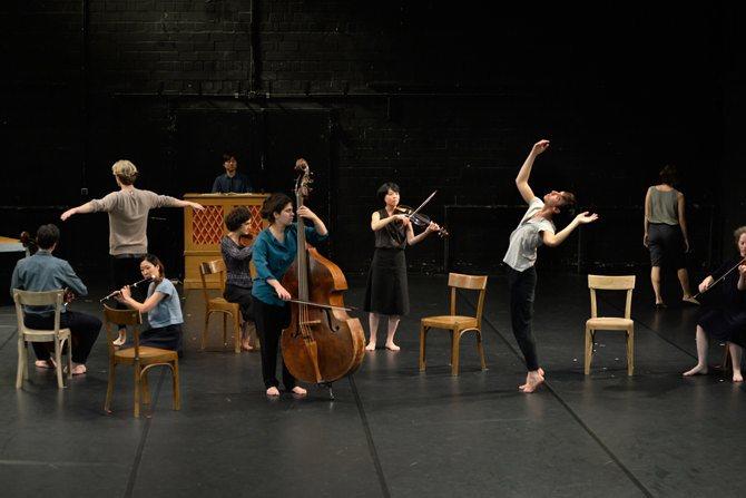 Lâche et Bach / Passion / Johannes - Critique sortie Danse Montreuil Nouveau Théâtre de Montreuil