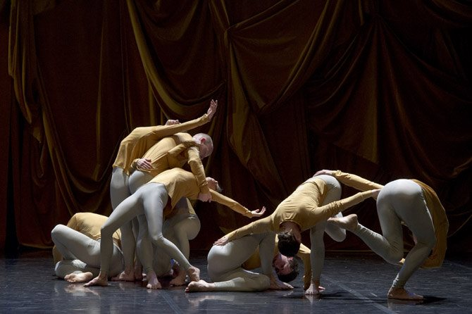 Made in America - Critique sortie Danse Vitry-sur-Seine Théâtre Jean-Vilar