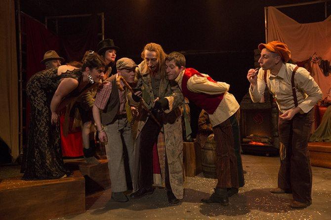 Oliver Twist - Critique sortie Théâtre Paris Théâtre de l'Epée de Bois