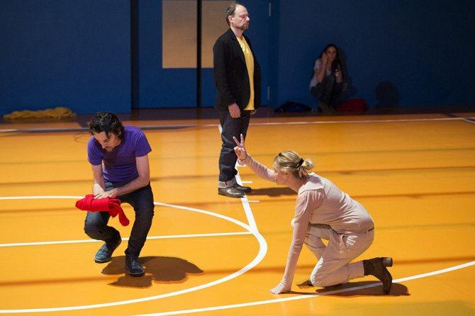 Répétition - Critique sortie Théâtre Paris Théâtre national de Chaillot
