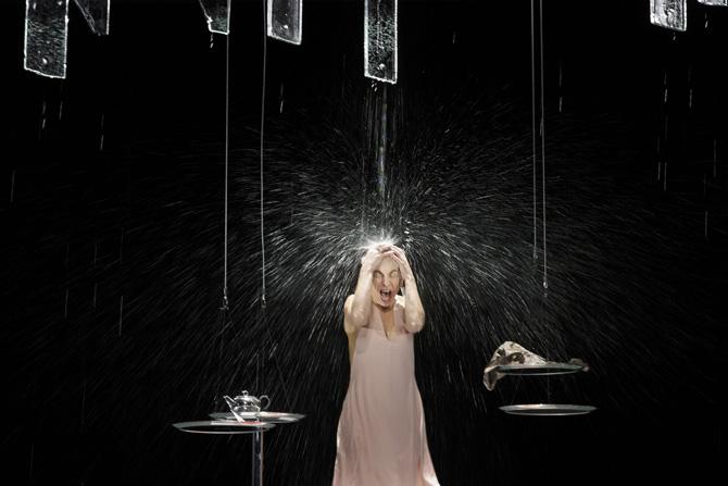 Und - Critique sortie Théâtre Tours Centre dramatique régional de Tours Théâtre Olympia