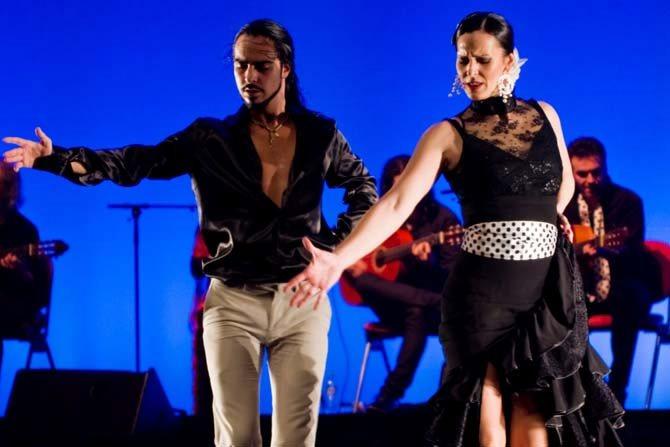Al Andalus « Flamenco Nuevo » - Critique sortie Avignon / 2015 Avignon Espace Roseau