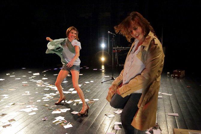 Cortex - Critique sortie Avignon / 2015 Avignon Théâtre des Hivernales