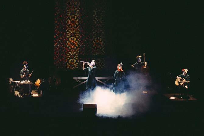 Dakh Daughters – Freak Cabaret - Critique sortie Avignon / 2015 Avignon Théâtre du Chêne Noir