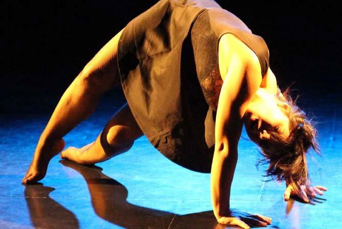 L'Affamée - Critique sortie Avignon / 2015 Avignon Espace Roseau