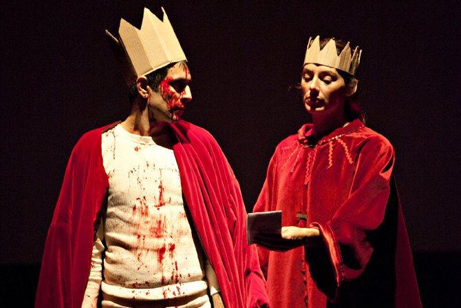 Ubu Roi - Critique sortie Avignon / 2015 Avignon Théâtre Girasole