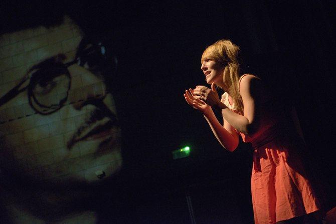 Zaza Fournier - Critique sortie Avignon / 2015 Avignon L'Arrache-Cœur