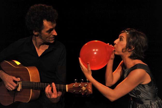 Bulle - Critique sortie Avignon / 2015 Avignon Pittchoun Théâtre