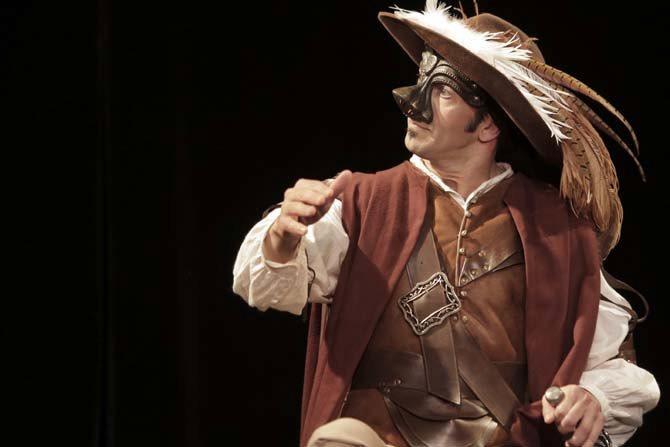 Cyrano de Bergerac - Critique sortie Avignon / 2015 Avignon