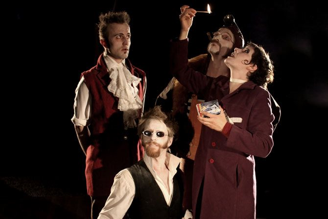 Delirium Saga Circus - Critique sortie Avignon / 2015 Avignon