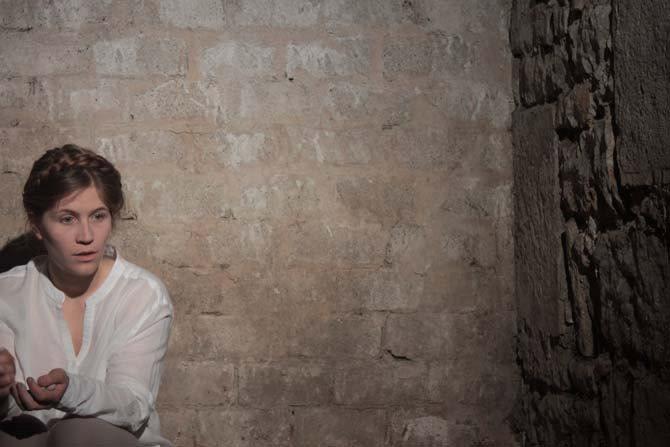 Du Domaine des murmures - Critique sortie Avignon / 2015 Avignon Théâtre des Halles