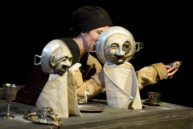 Festival Théâtr'enfants et tout public - Critique sortie Avignon / 2015 Avignon Maison du Théâtre pour enfants