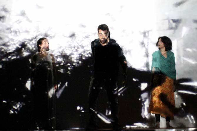 J'appelle mes frères - Critique sortie Avignon / 2015 Avignon Théâtre des Barriques
