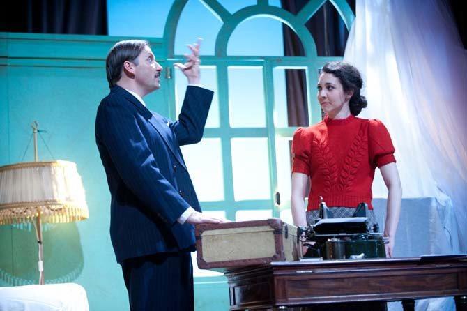 Le Femme silencieuse - Critique sortie Avignon / 2015 Avignon Théâtre Actuel