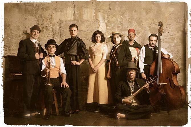 Le Cabaret Blanche - Critique sortie Avignon / 2015 Avignon Théâtre des Carmes – André Benedetto