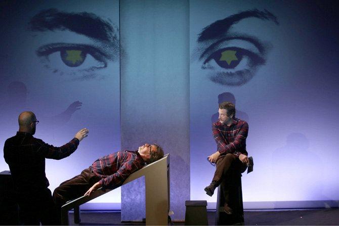 Le Mariage de M. Weissmann - Critique sortie Avignon / 2015 Avignon Théâtre des Béliers