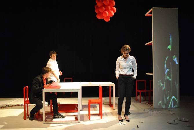 Love and money - Critique sortie Avignon / 2015 Avignon La Manufacture