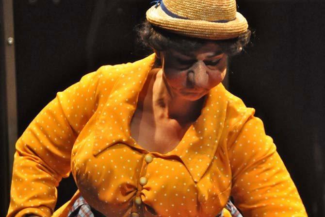 Mademoiselle Espérance - Critique sortie Avignon / 2015 Avignon Théâtre ARTO