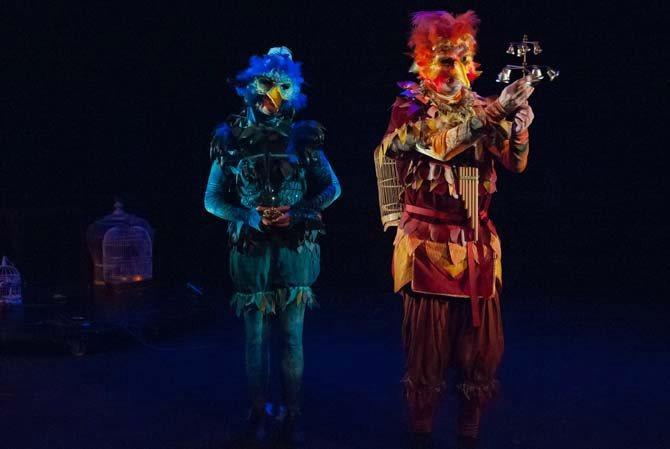 Mozart l'Enchanteur - Critique sortie Avignon / 2015 Avignon La Luna