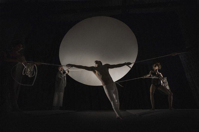 Nijinsky - Critique sortie Avignon / 2015 Avignon Théâtre du Roi René