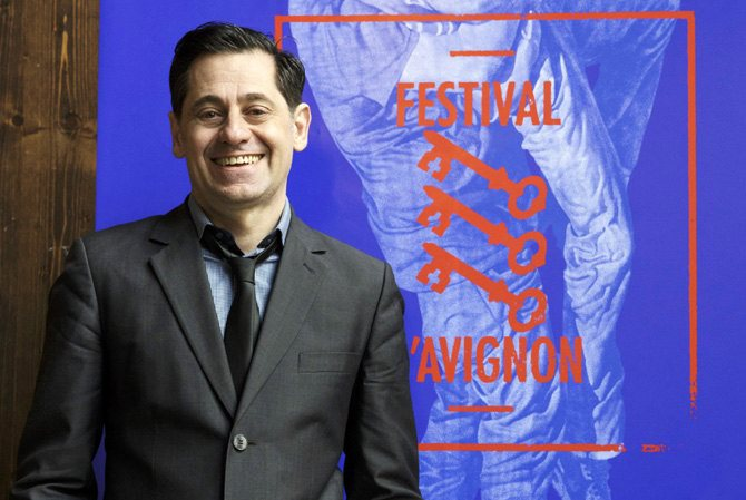 Je suis l'autre - Critique sortie Avignon / 2015 Avignon