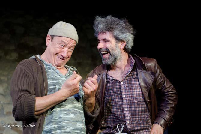 « On marche sur la tête ! » - Critique sortie Avignon / 2015 Avignon Théâtre Buffon