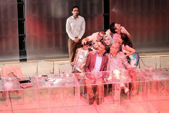 The last Supper - Critique sortie Avignon / 2015 Vedène