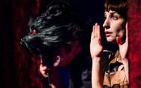 Une Chenille dans le coeur. © Troupuscule Théâtre.