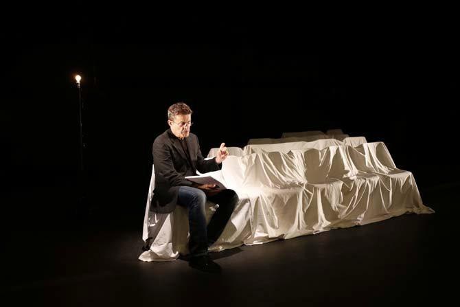 Vilar, notes de service - Critique sortie Avignon / 2015 Avignon Théâtre du Roi René