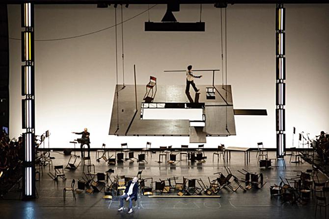 Ninet'Inferno au croisement des arts - Critique sortie Théâtre Perpignan Théâtre de l'Archipel